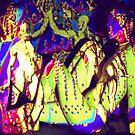 hippy daze by Juilee  Pryor