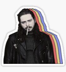 Colorful Post Sticker