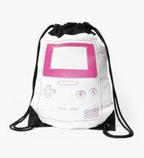 Retro Gaming Drawstring Bag