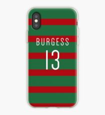 Sam Burgess iPhone Cover iPhone Case