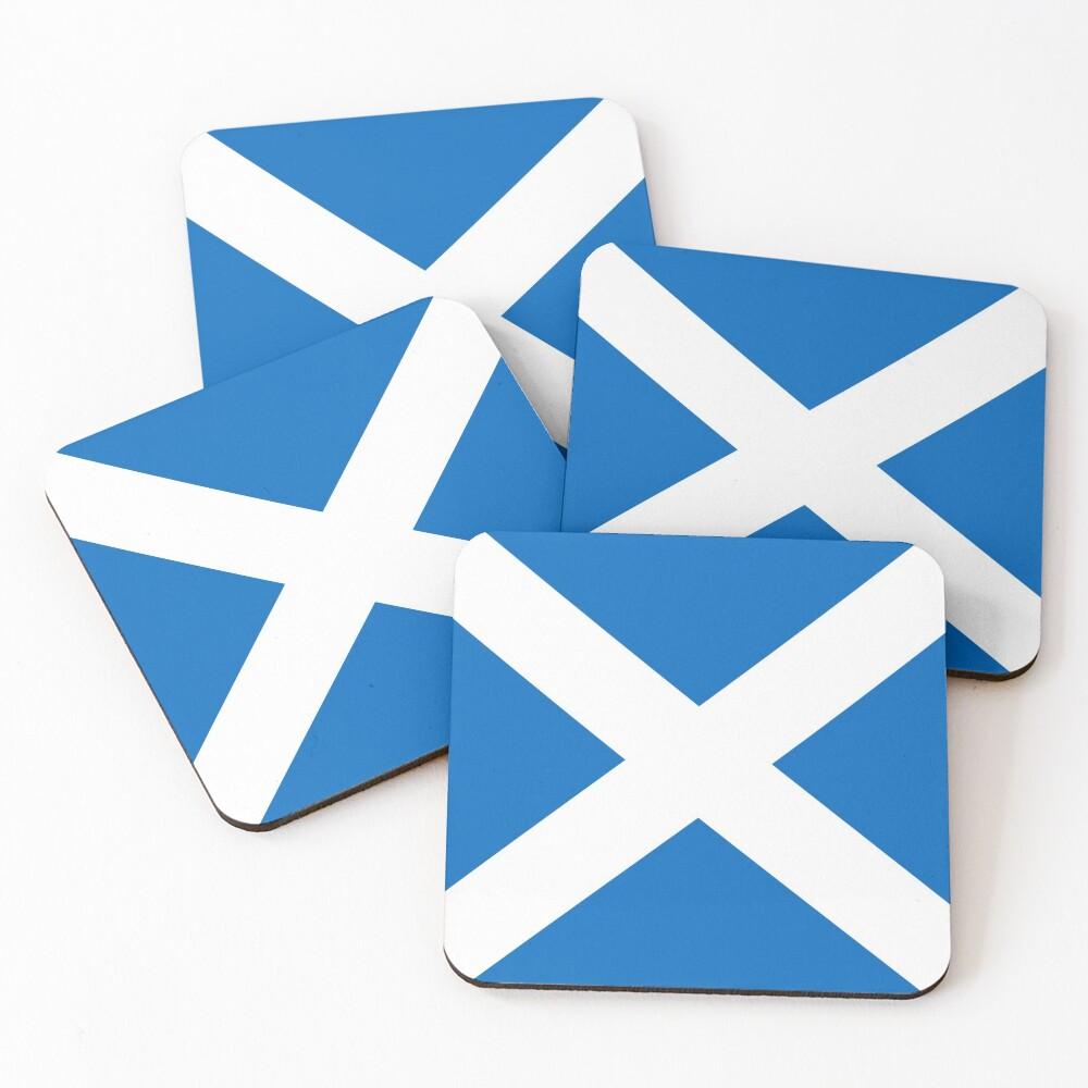 Scotland (United Kingdom) Coasters (Set of 4)