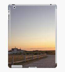 Cape Cod Lighthouse at Sunset iPad Case/Skin