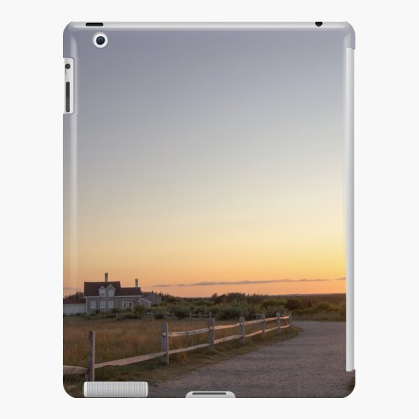 Cape Cod Lighthouse at Sunset iPad Snap Case