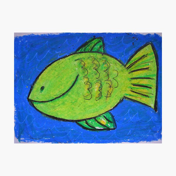 Fish Photographic Print