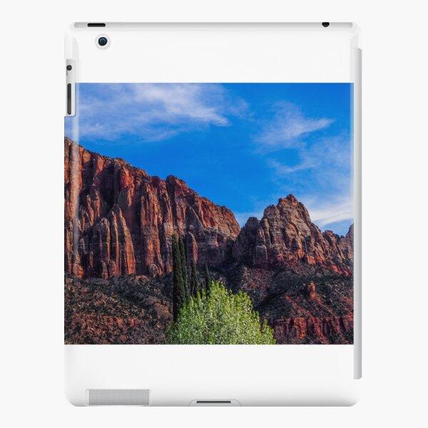 Zion National Park - The Altar of Sacrifice iPad Snap Case