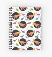 Roar! Dinosaurs Spiral Notebook