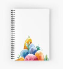 Rocks Spiral Notebook