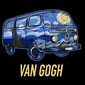 Van Gogh by absolemstudio