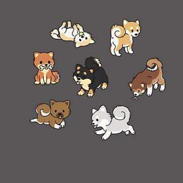 Dogs -Shiba dog-Doge by SterlingTales