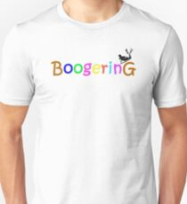 Camiseta unisex Color Boogering