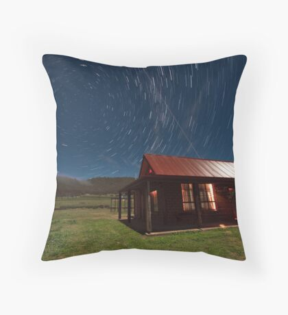Higher Country Throw Pillow