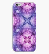 colour curve rainbow color seamless colorful repeat pattern iPhone Case