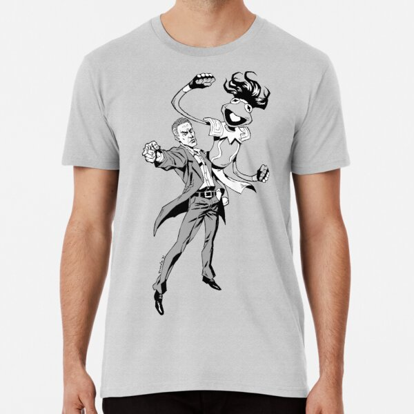 Jordan Peterson Kermit Stand Premium T-Shirt