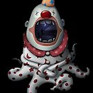 In the mouth of the clown by jordygraph