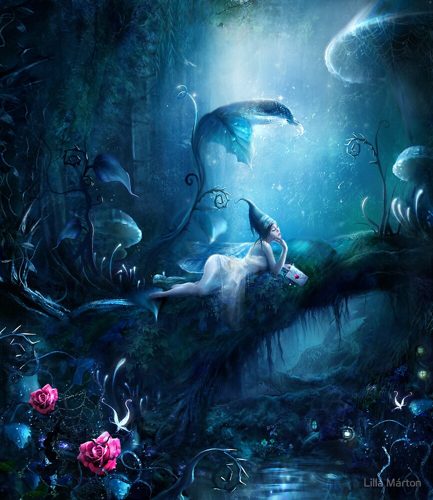 God Lives Underwater Empty