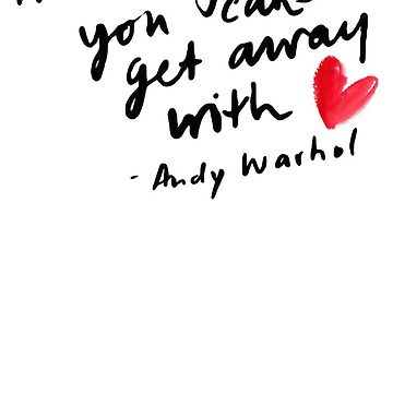 Andy Warhol by Piperstamm