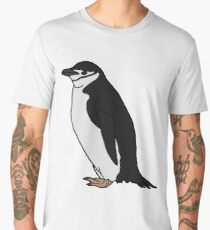 Chinstrap Penguin Men's Premium T-Shirt