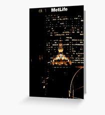 Helmsley & Metlife Greeting Card