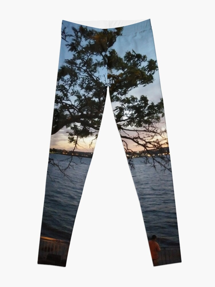 Alternate view of #pattern, #design, #tracery, #weave, #decoration, #motif, #marking, #ornament, #ornamentation #FramedPrints #ToteBags #Framed #Prints #Tote #Bags #ThrowPillows #Throw #Pillows  Leggings