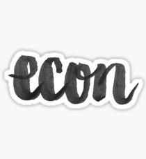 Inkbrush - econ Sticker