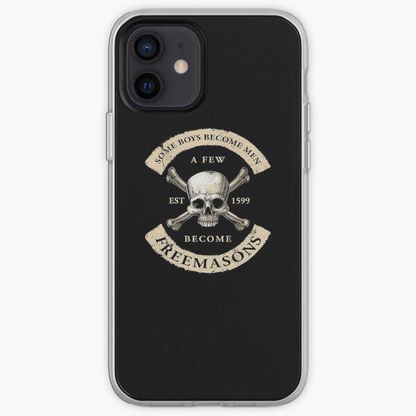 Few Become Freemasons Masonic Lodge Shirt Past Master iPhone Soft Case