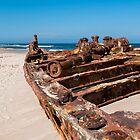 Maheno Shipwreck - Fraser Island, Australia by GypsySoulImages