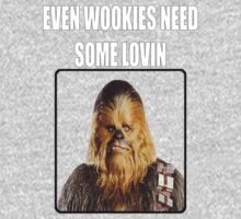Wookies Need Love