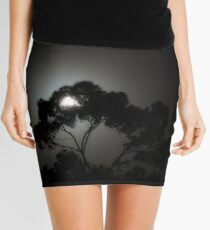 Arboreal Moonrise Mini Skirt
