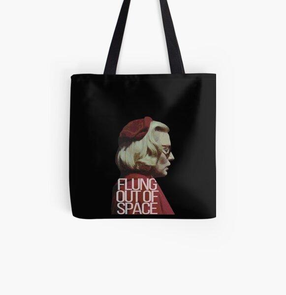 Carol All Over Print Tote Bag