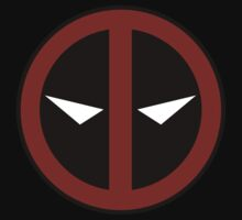 Deadpool Logo Sharp