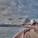 Opera House Stroll by bbbautista