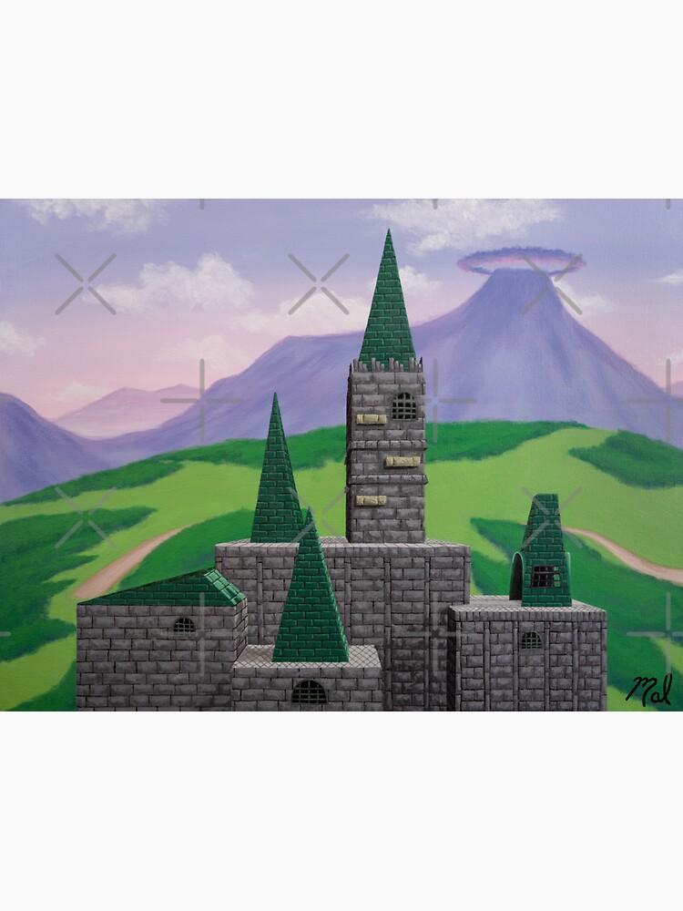 Castle Clash by MalMakes