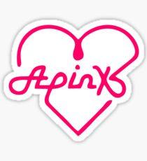 Apink New Logo Sticker