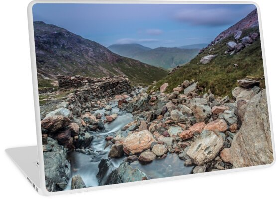 Just off the Miners Path by Paul Madden