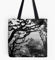 #989  A View From Point Lobos State Park - Carmel, Ca. Tote Bag