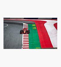 Formula 1 Austria 2018 Photographic Print