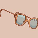 Strange Glasses by artofzan