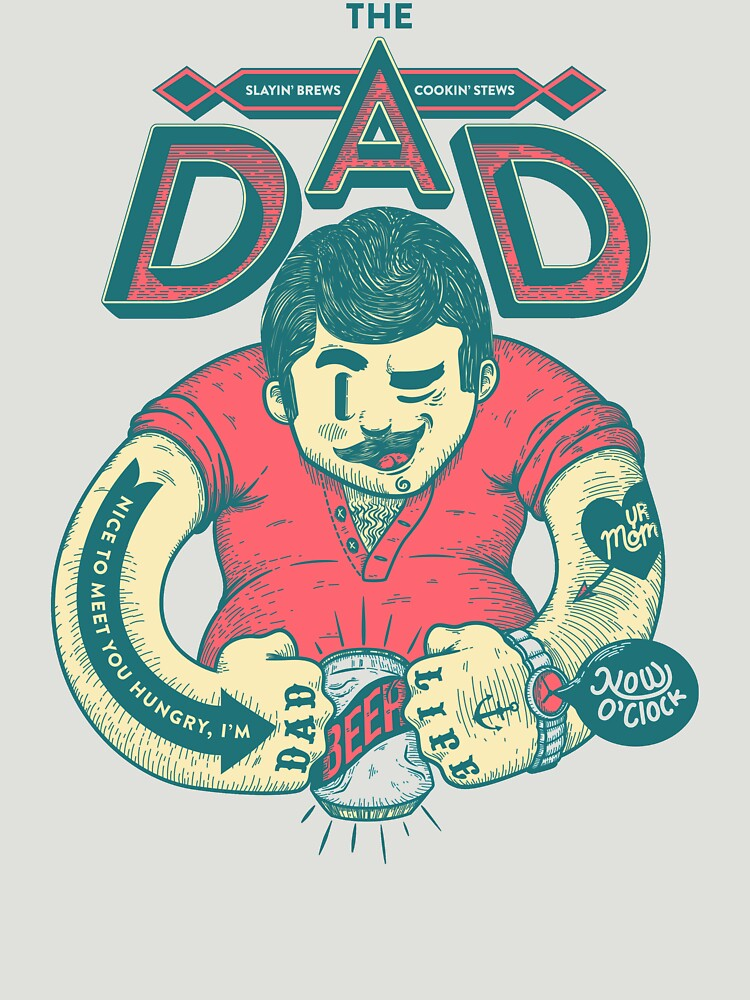 THE DAD by andbloom