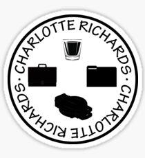 Charlotte Richards (Lucifer) Sticker