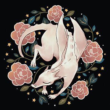 White dragon by maryluis