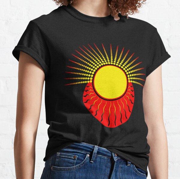 Sun, Land & People Classic T-Shirt