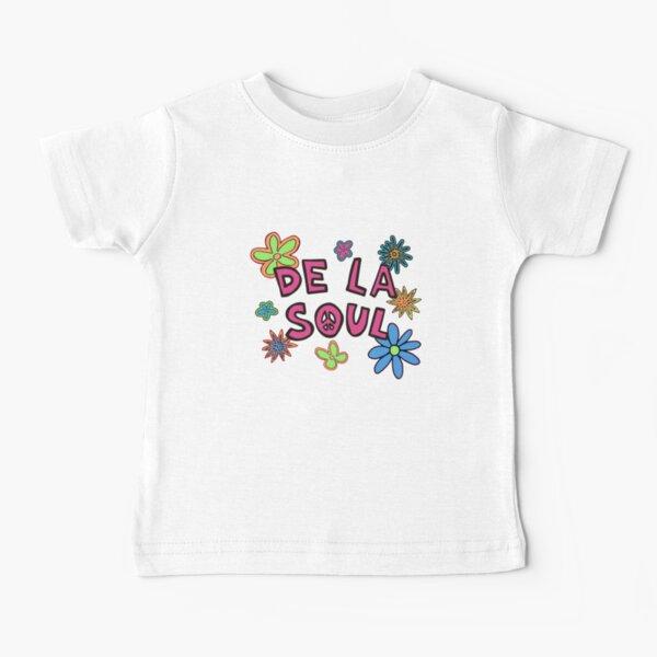 De La Soul Pattern Baby T-Shirt