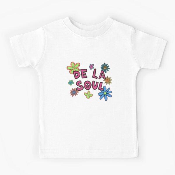 De La Soul Pattern Kids T-Shirt