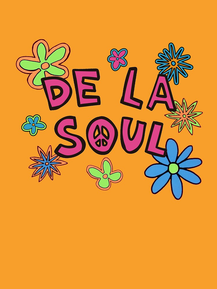 De La Soul Pattern by kaixiin