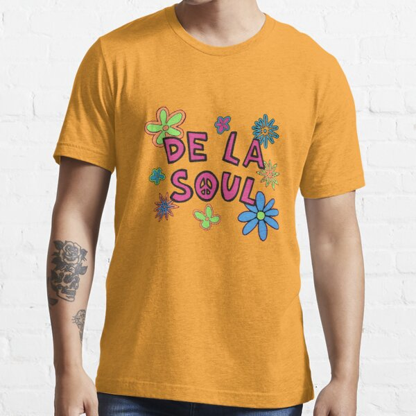 De La Soul Pattern Essential T-Shirt