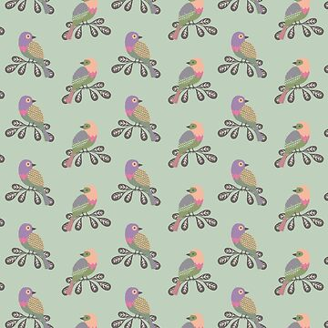 Birds by melomania