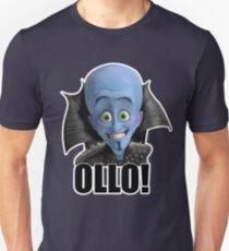 Megamind - Will Ferrell - Ollo! Hello! Unisex T-Shirt