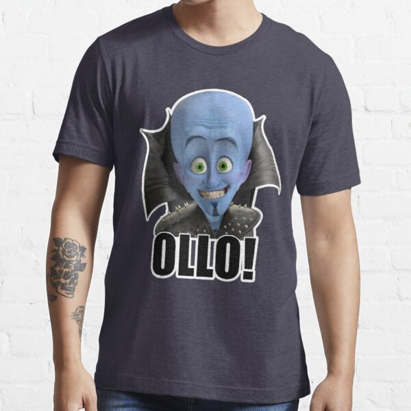 Megamind - Will Ferrell - Ollo! Hello! Essential T-Shirt