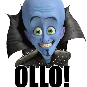 Megamind - Will Ferrell - Ollo! Hello! by eaaasytiger