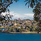 Balmain, New South Wales, Australia by Elaine Teague